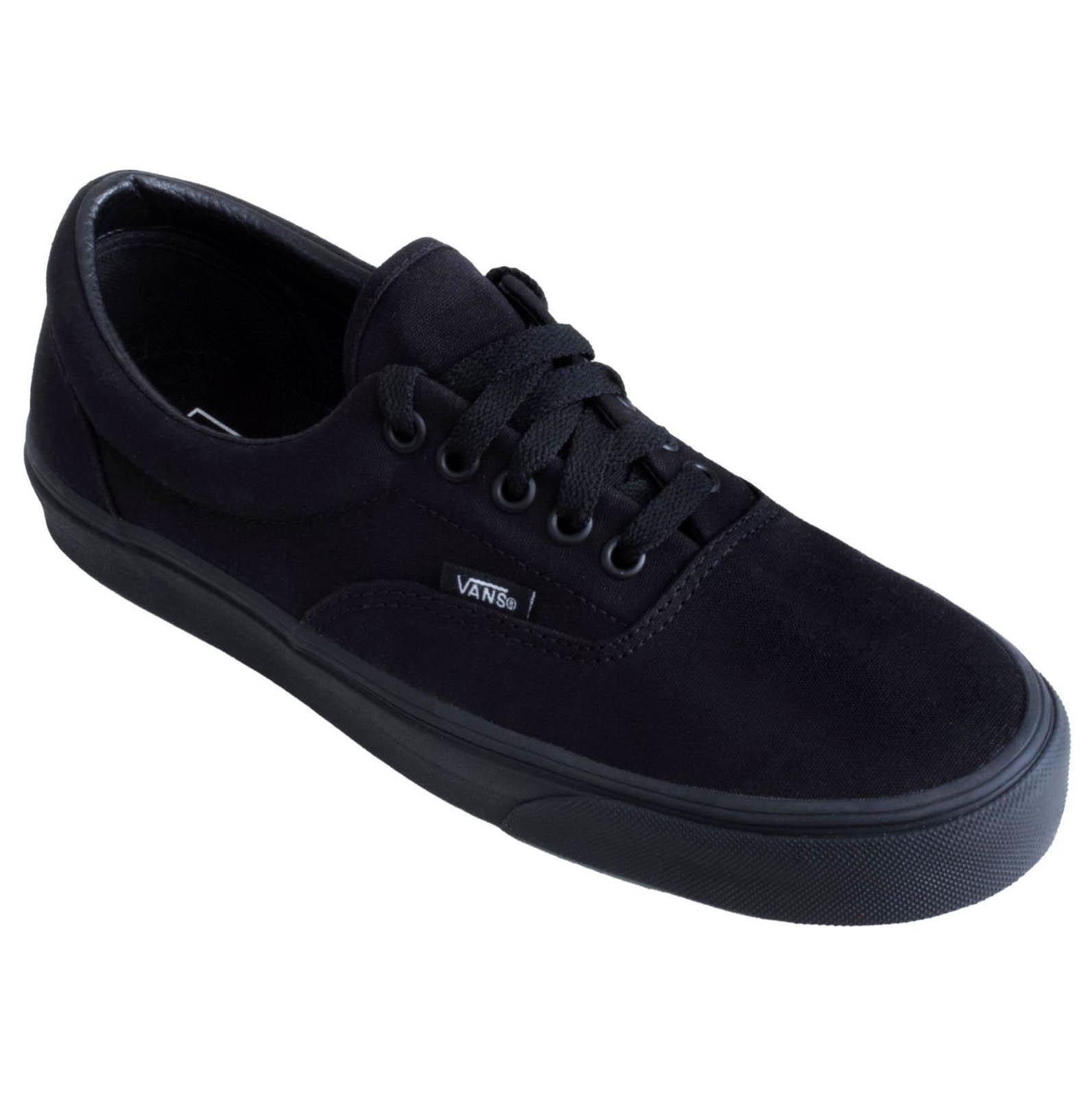 Tênis Vans Era Black Black