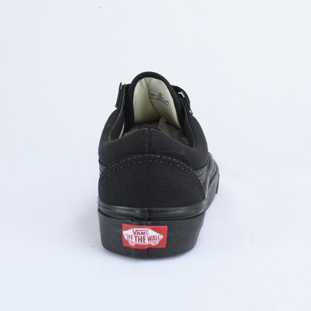 Tênis Vans Old Skool Black Black