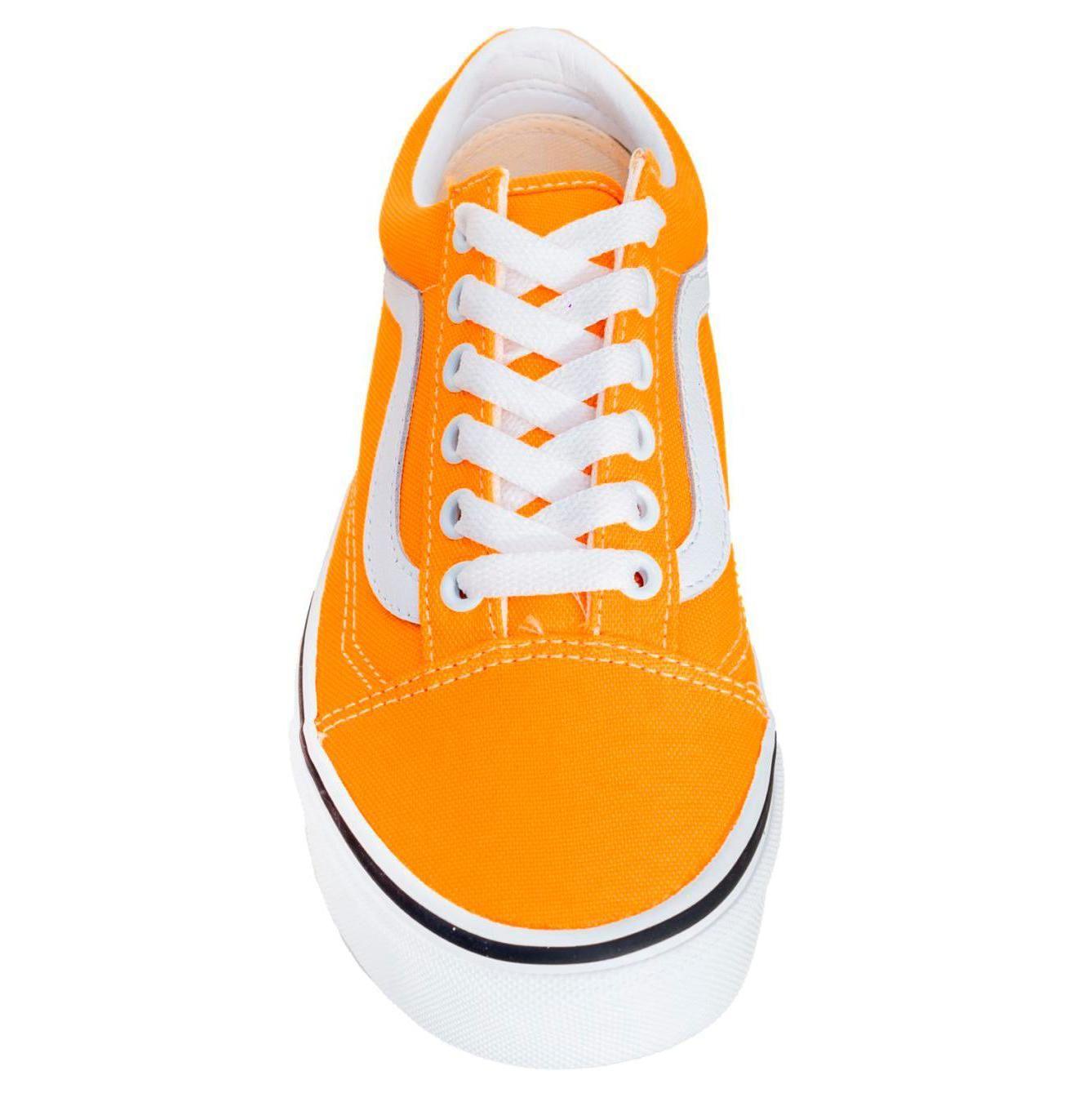 Tênis Vans Old Skool Laranja Neon