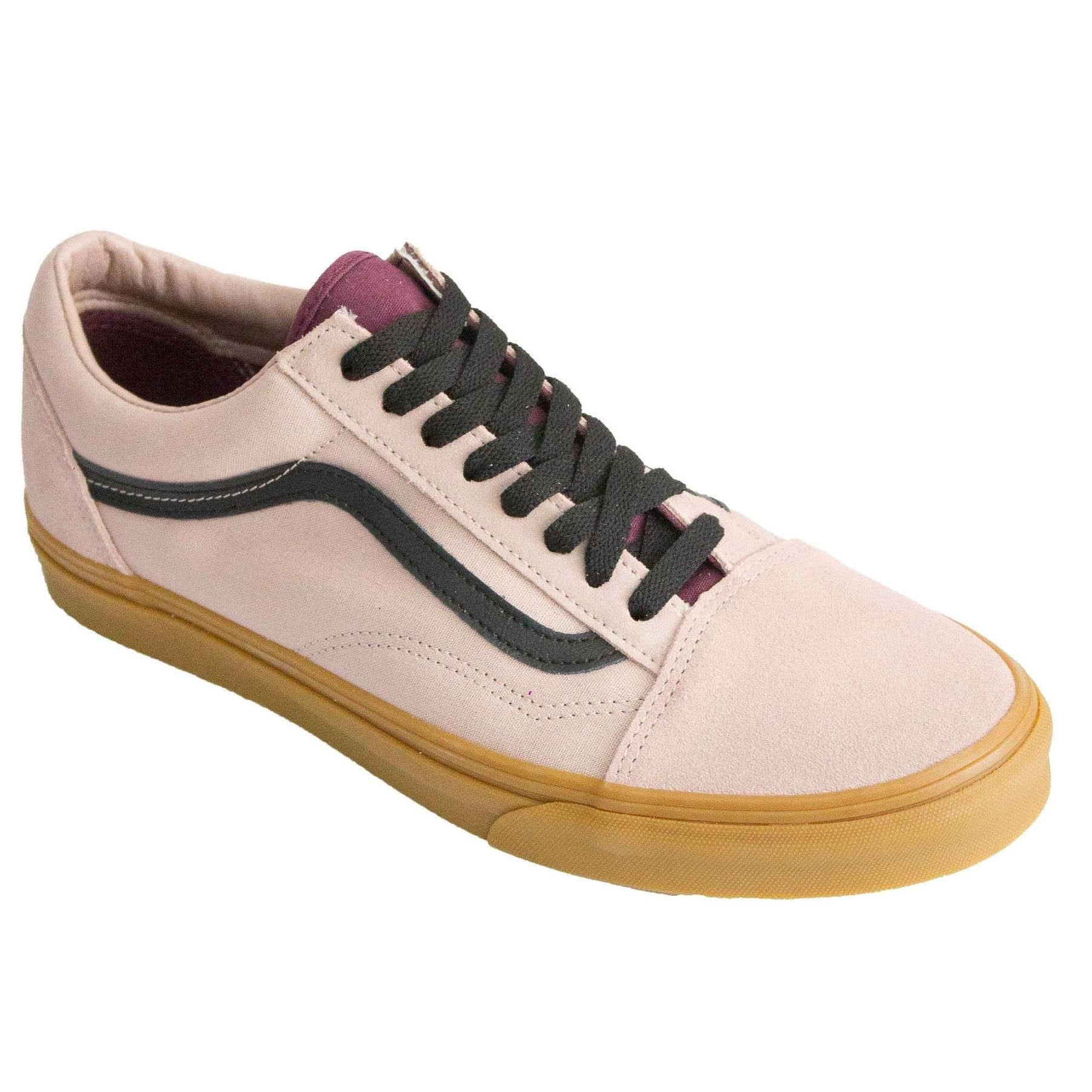 Tênis Vans Old Skool Rose-Gum