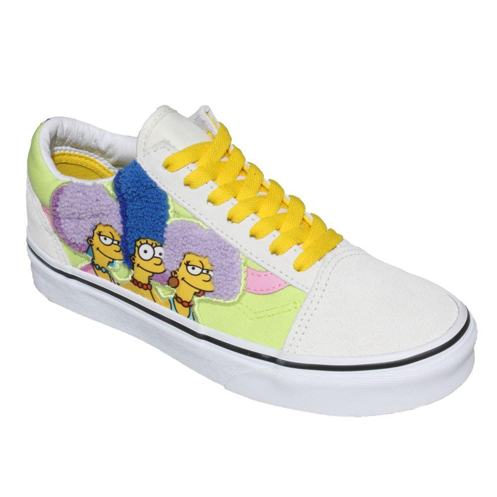 Tênis Vans Old Skool Simpsons
