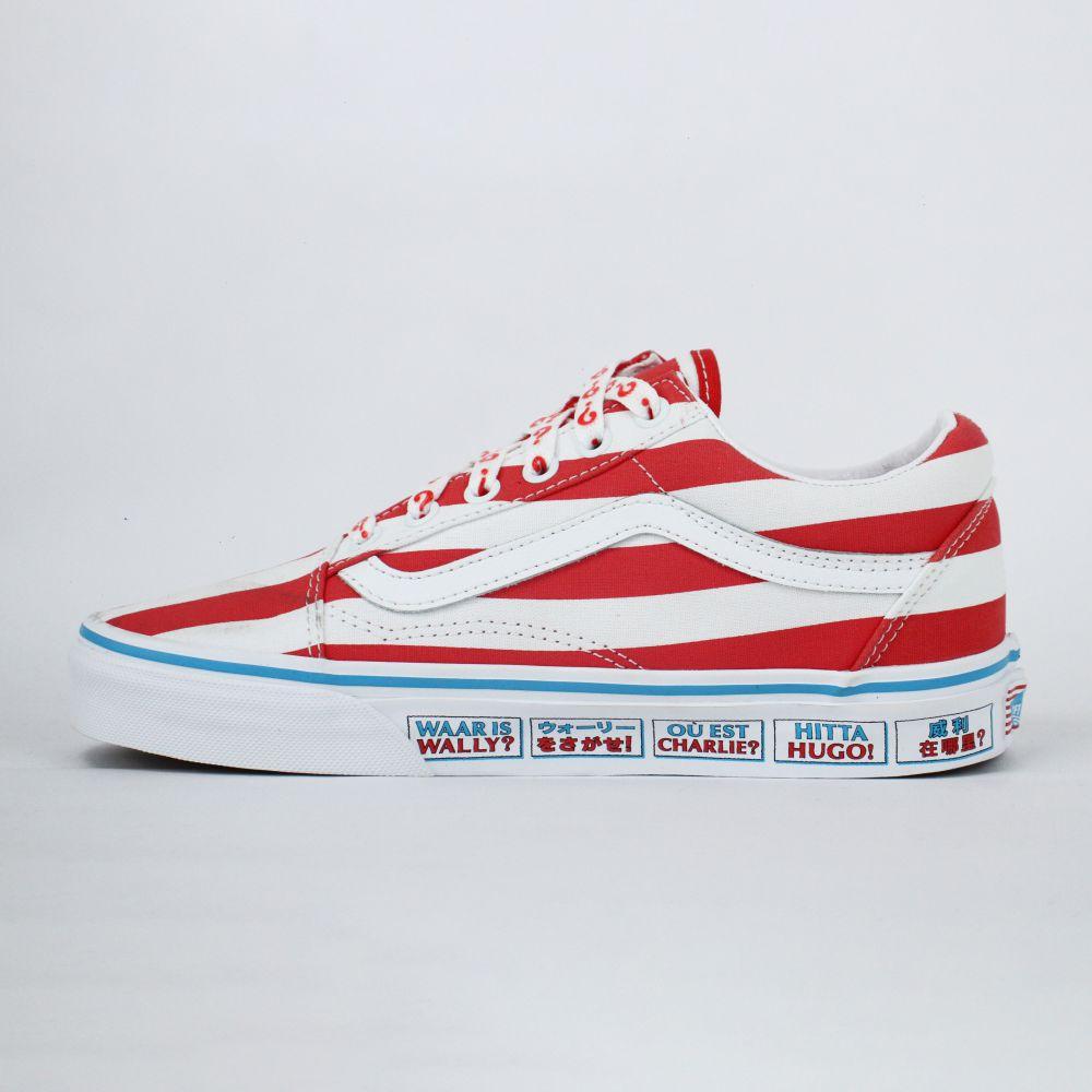 Tênis Vans Old Skool Wally