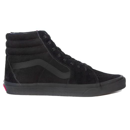 Tênis Vans SK8-HI Black Black