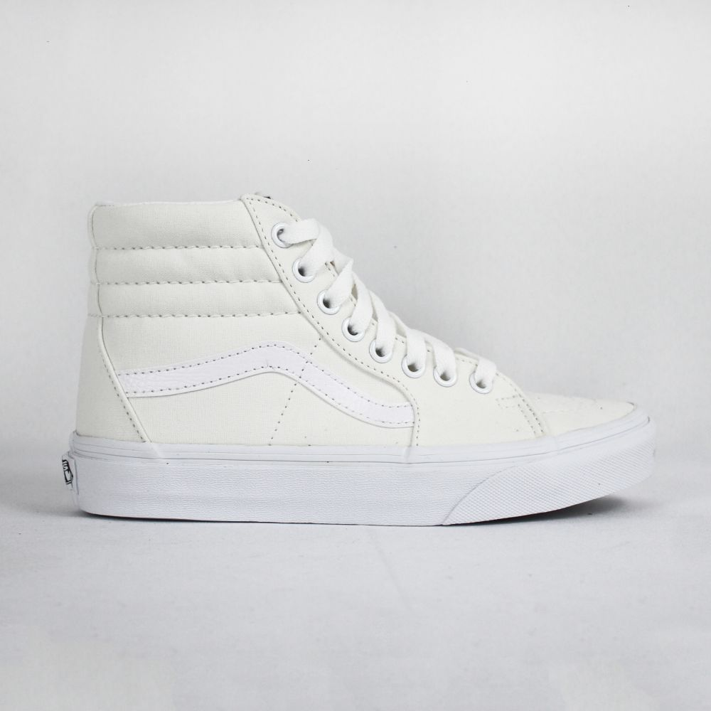 Tênis Vans SK8-HI True White