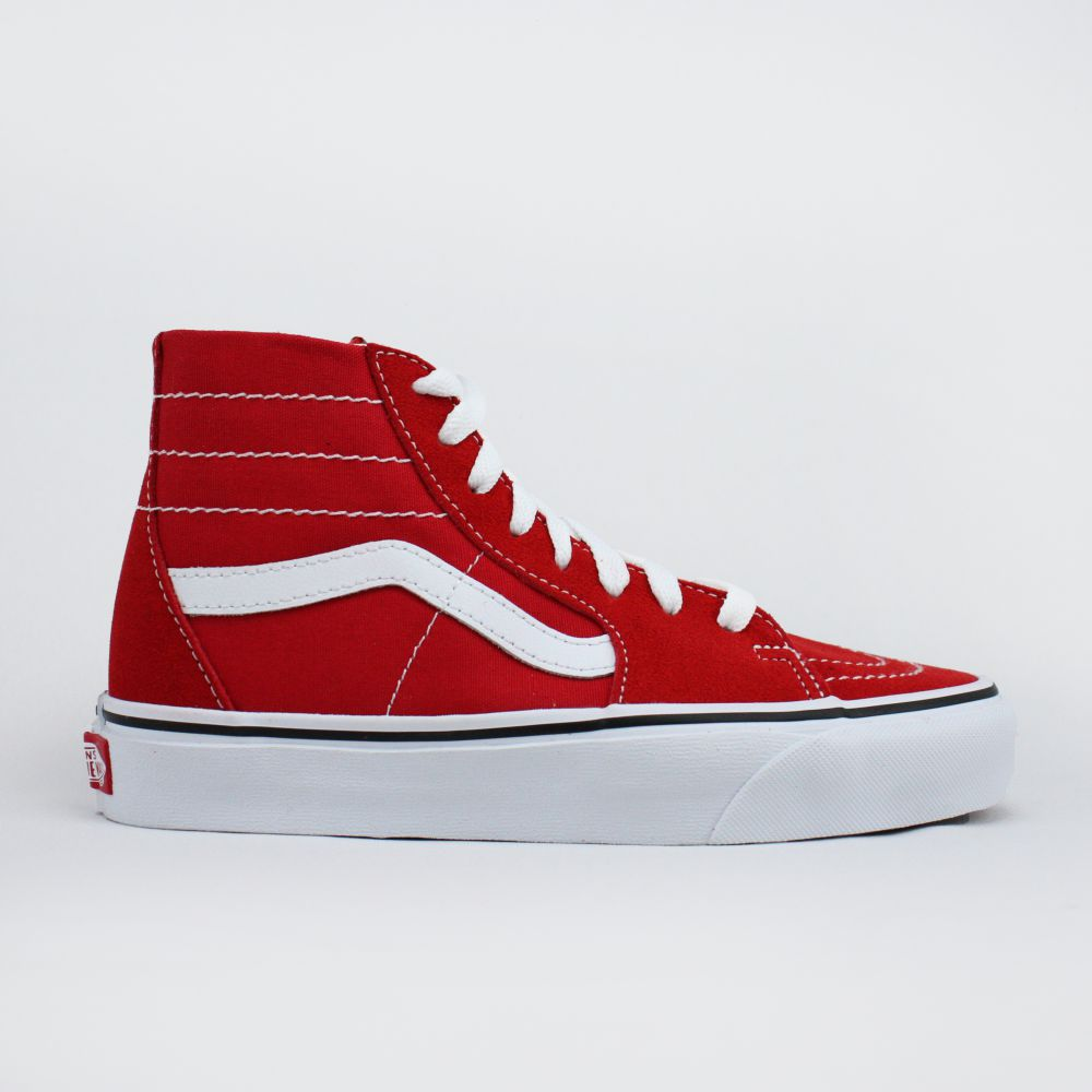 Tênis Vans Sk8-HI Vermelho
