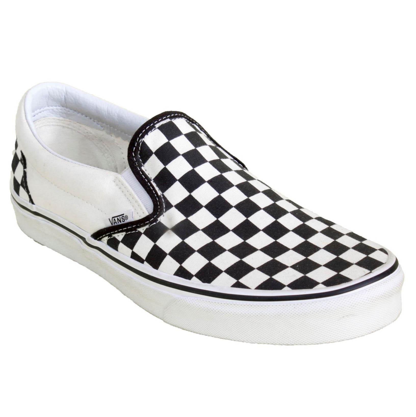 Tênis Vans Slip-On Checkboard