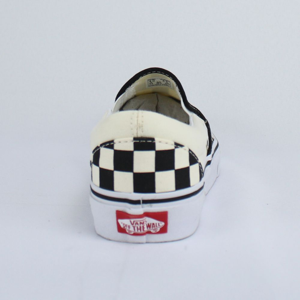 Tênis Vans Slip-On Checkerboard