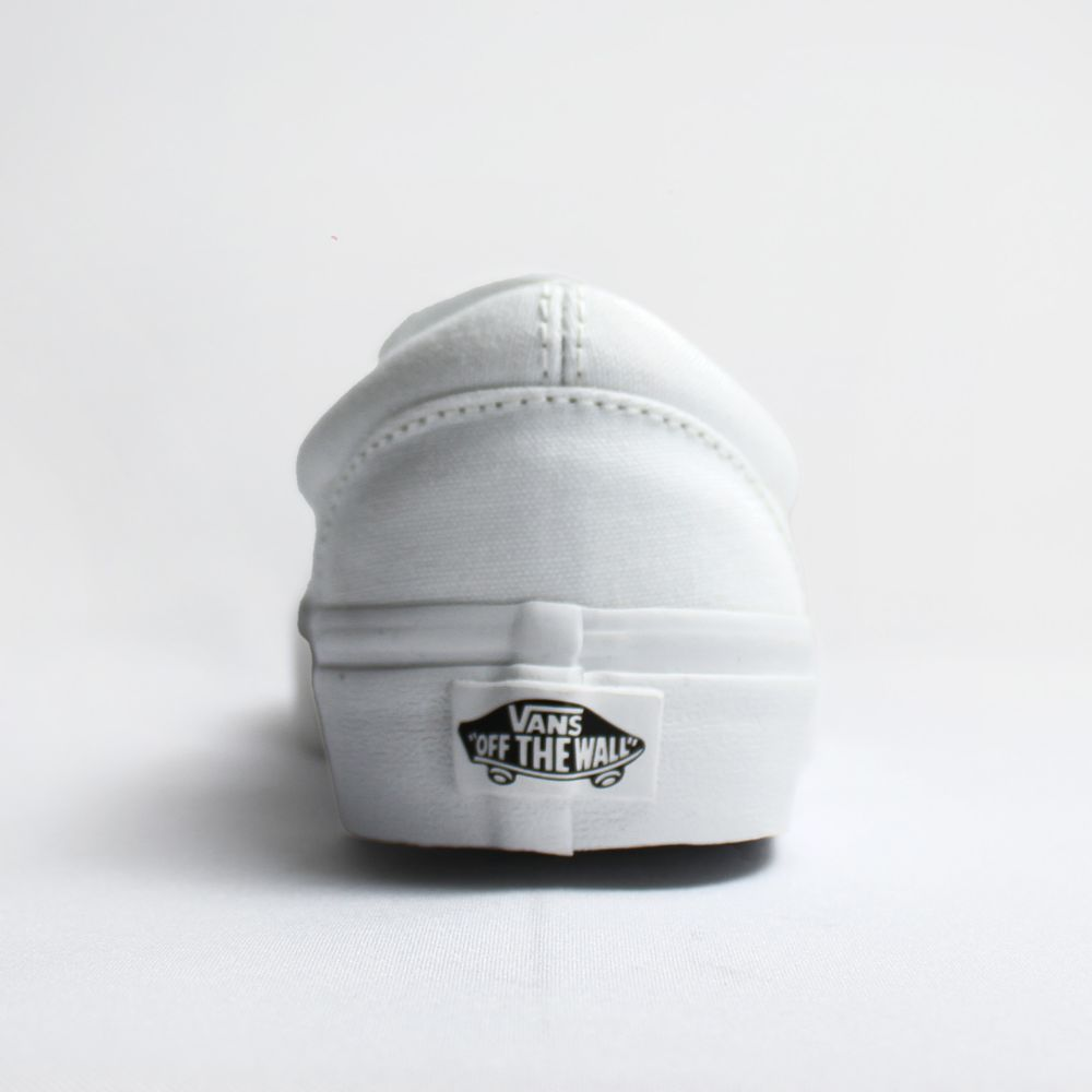 Tênis Vans Slip On True White