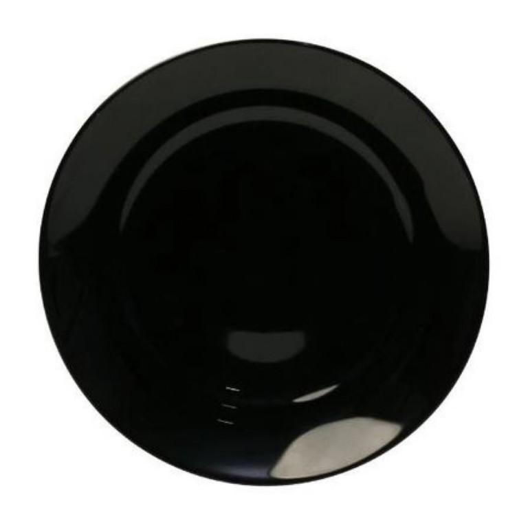 PRATO RASO PRETO ALEXIE BLACK 27CM