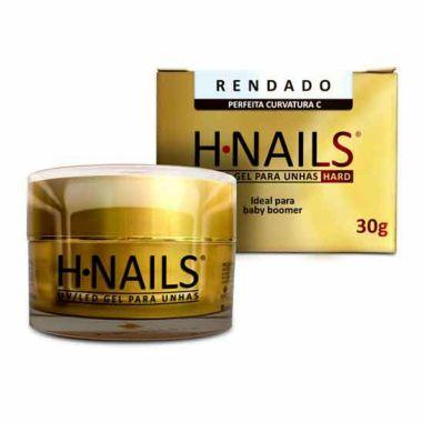 Gel Para Unhas Uv\led Rendado H.nails 30g