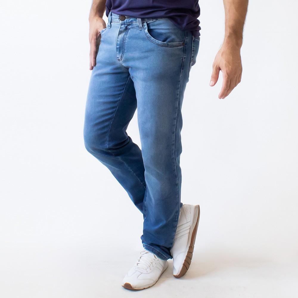 Calça Jeans Slim Masculina Elastano Anticorpus