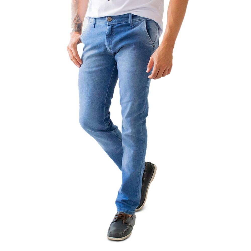 Calça Skinny Jeans Masculina Básica Anticorpus