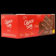 Choco Soy Diet Barra 80g - Display com 10 Unidades