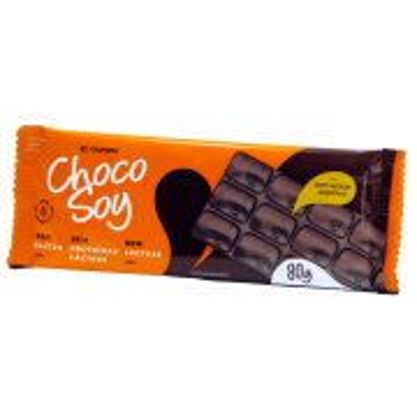 Choco Soy Tradicional Barra 80g