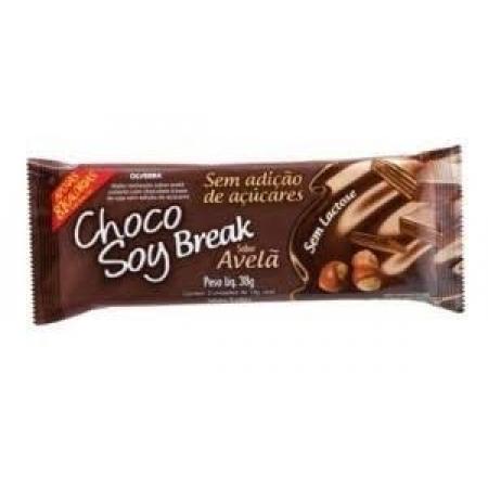 Chocosoy Break Avela 38g