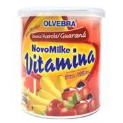 Novomilke Vitamina Banana/Acerola/Guaraná 380g