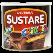 Sustare Criança Chocolate 380g