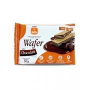 Wafer sabor Chocolate Belfar 50g