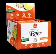 Wafer sabor Limão Belfar - Display com 10 Unidades