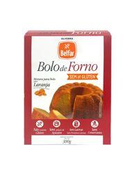 Bolo de Forno Belfar sabor Laranja 300g