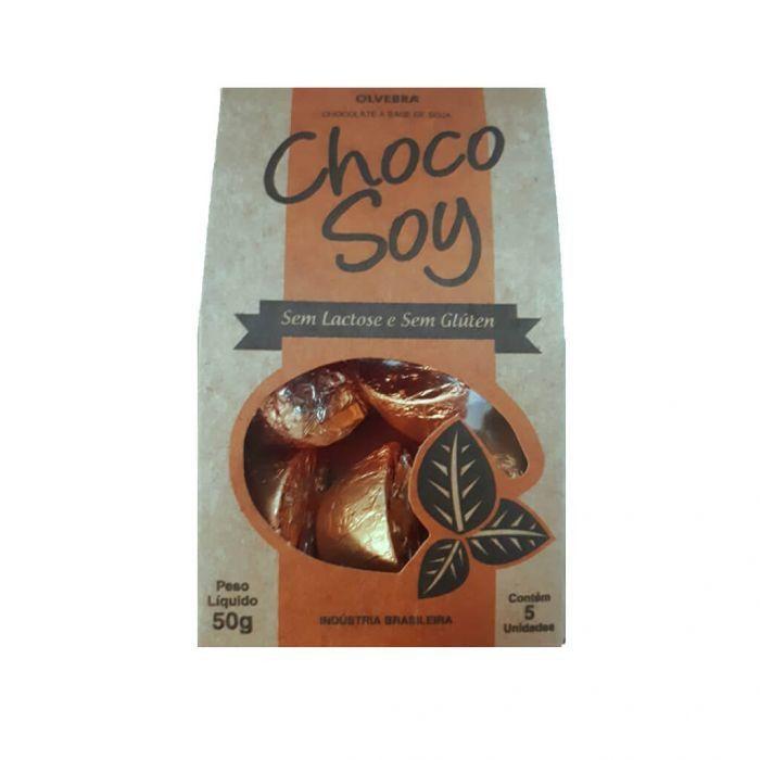 Choco Soy Bombom 50g