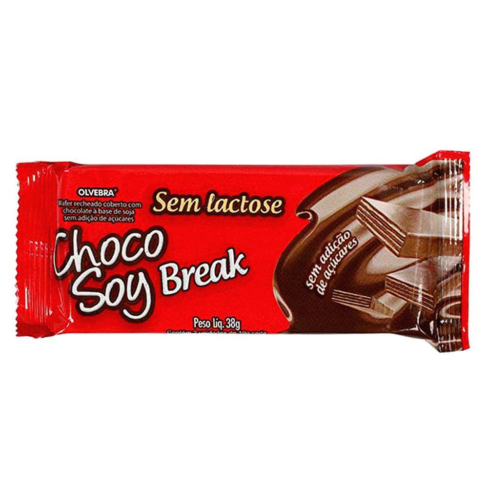 Choco Soy Break Tradicional 38g
