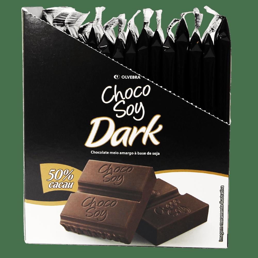 Choco Soy Dark 40g Display