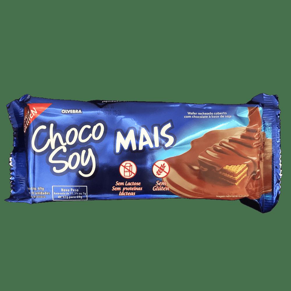 Choco Soy Mais 69g
