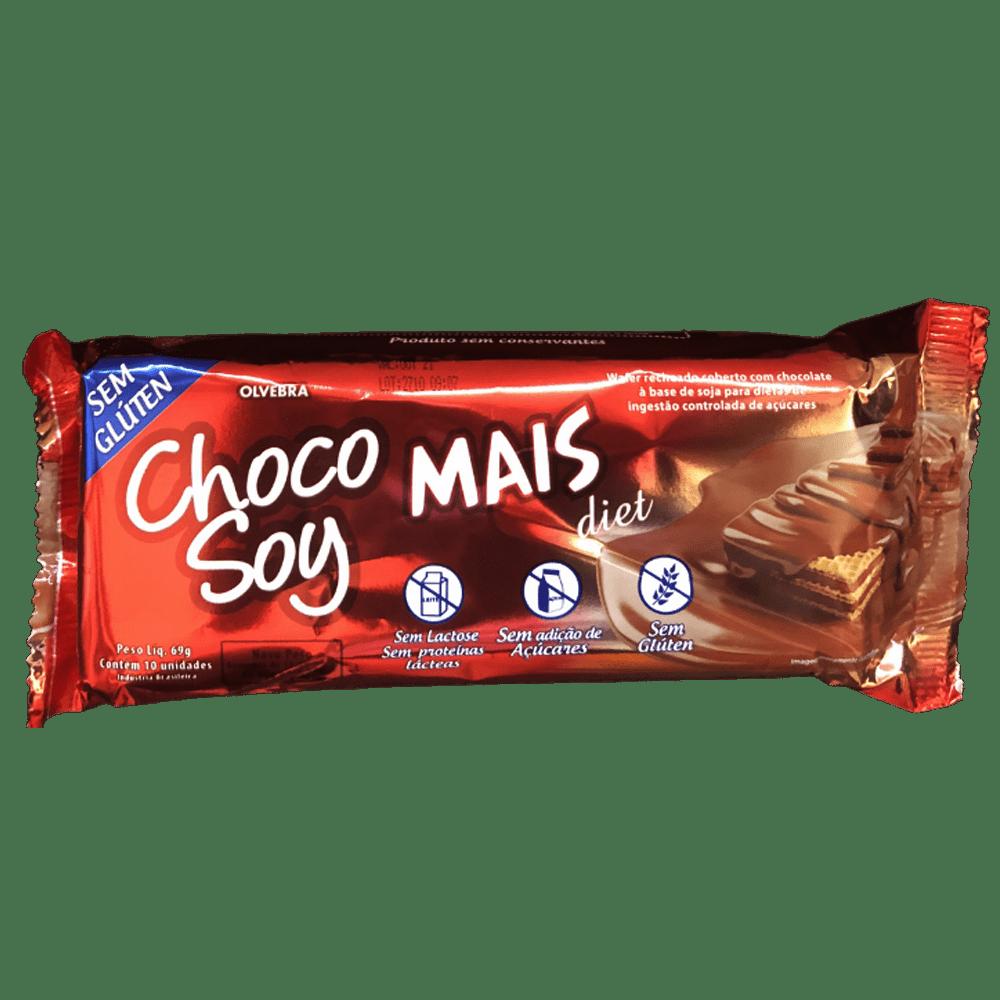 Choco Soy Mais Diet 62g