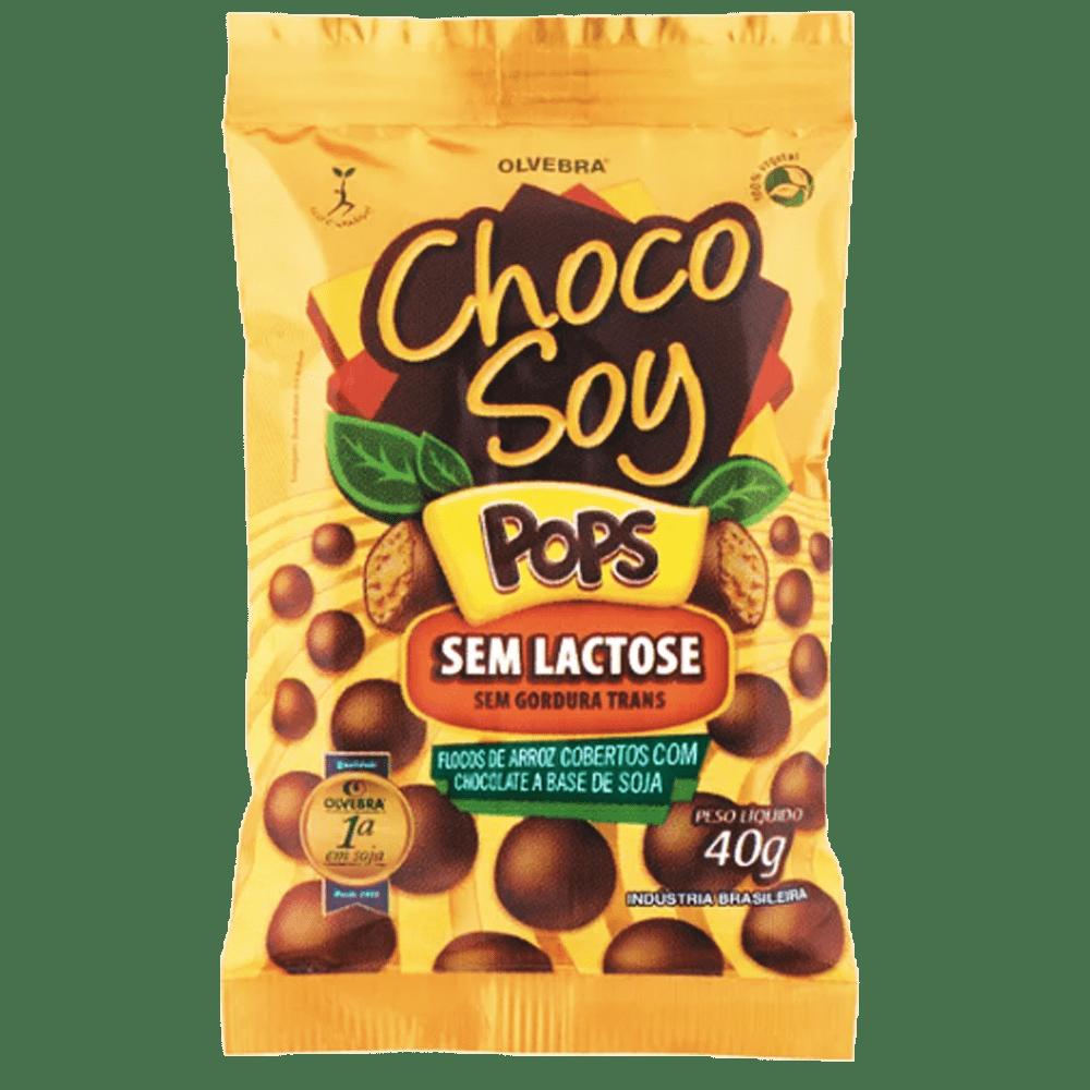 Choco Soy Pops 40G