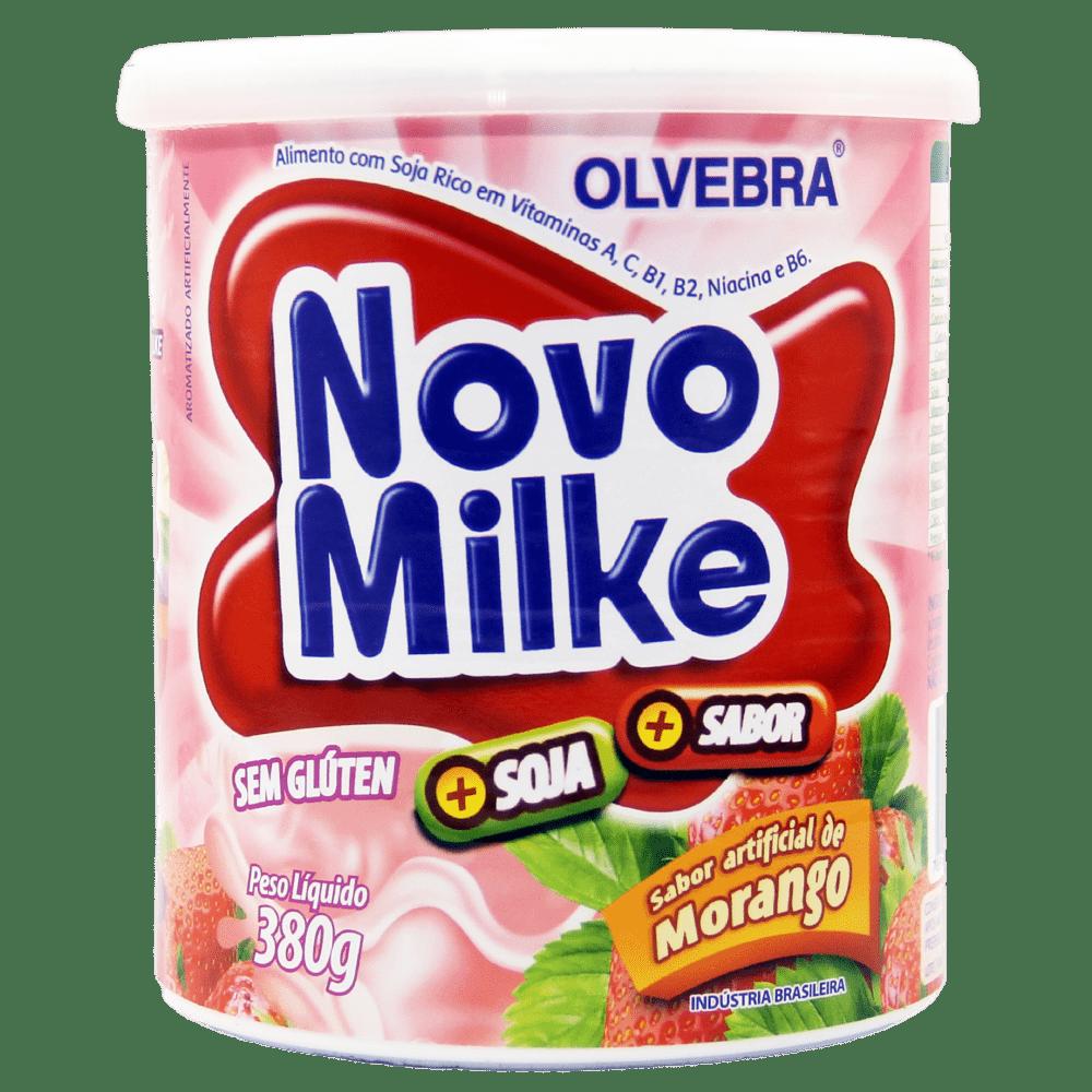 Novomilke Morango 380g
