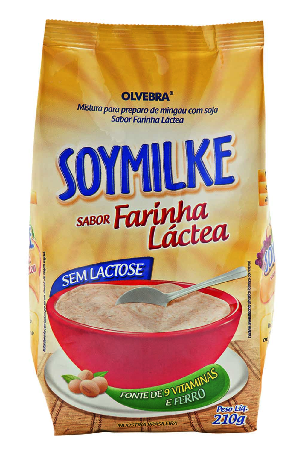 Soymilke Farinha Lactea Sachê 210g