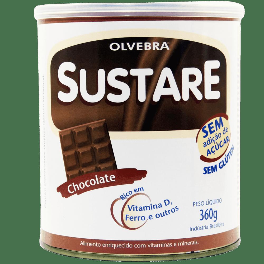 Sustare Chocolate 360g - Sem Açúcar