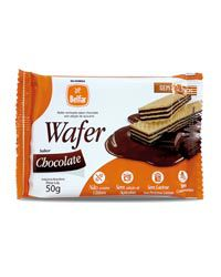 Wafer sabor Chocolate Belfar 50g
