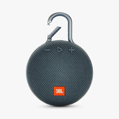 Caixa de Som Bluetooth JBL CLIP3 - Azul