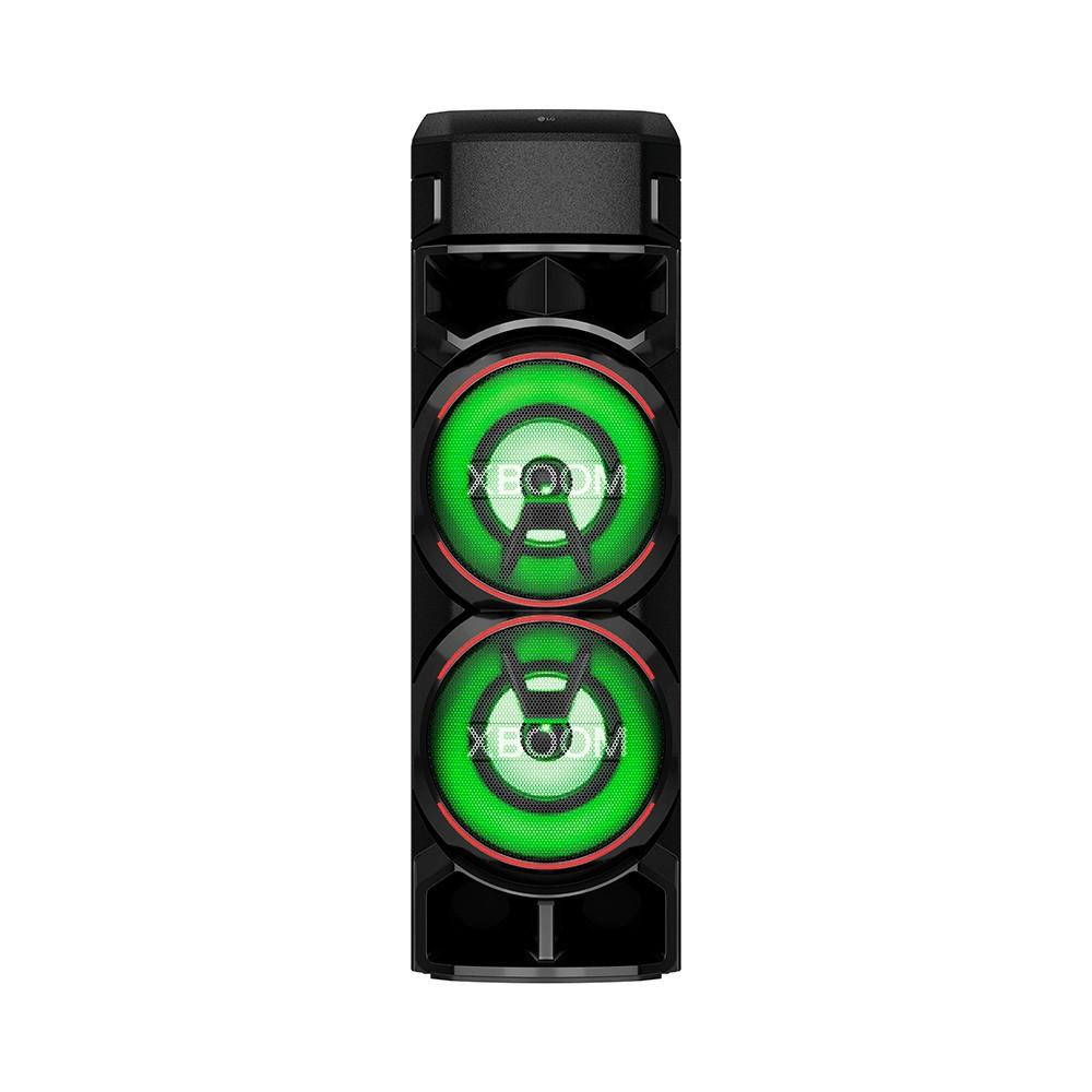 Caixa de Som LG XBOOM, Multi Bluetooth, Super Graves, Entrada de Microfone e Guitarra - RN9