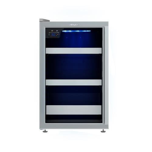 Cervejeira Venax 82L - Cinza - Blue Light 100 - 110V