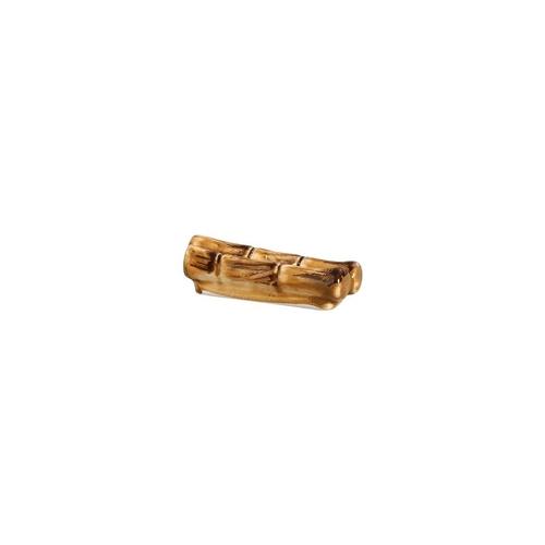 Descanso de talher Bambu em Cerâmica - Conjunto de 4 Unidades