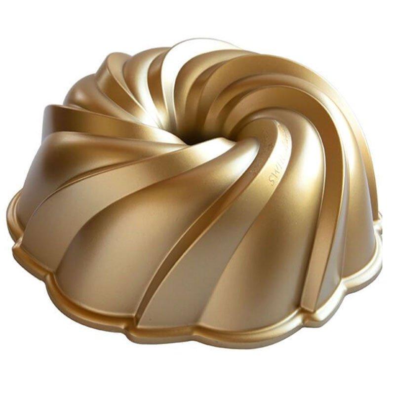 Forma Para Bolo Bundt Swirl - Nordic Ware