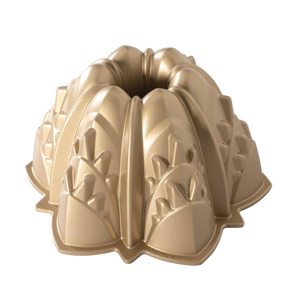 Forma Para Bolo Skyline Crystal - Nordic Ware