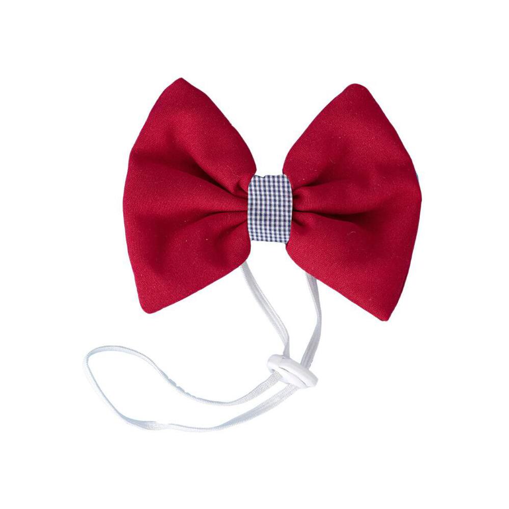 Gravata Borboleta Modernpet Vermelha para Cães