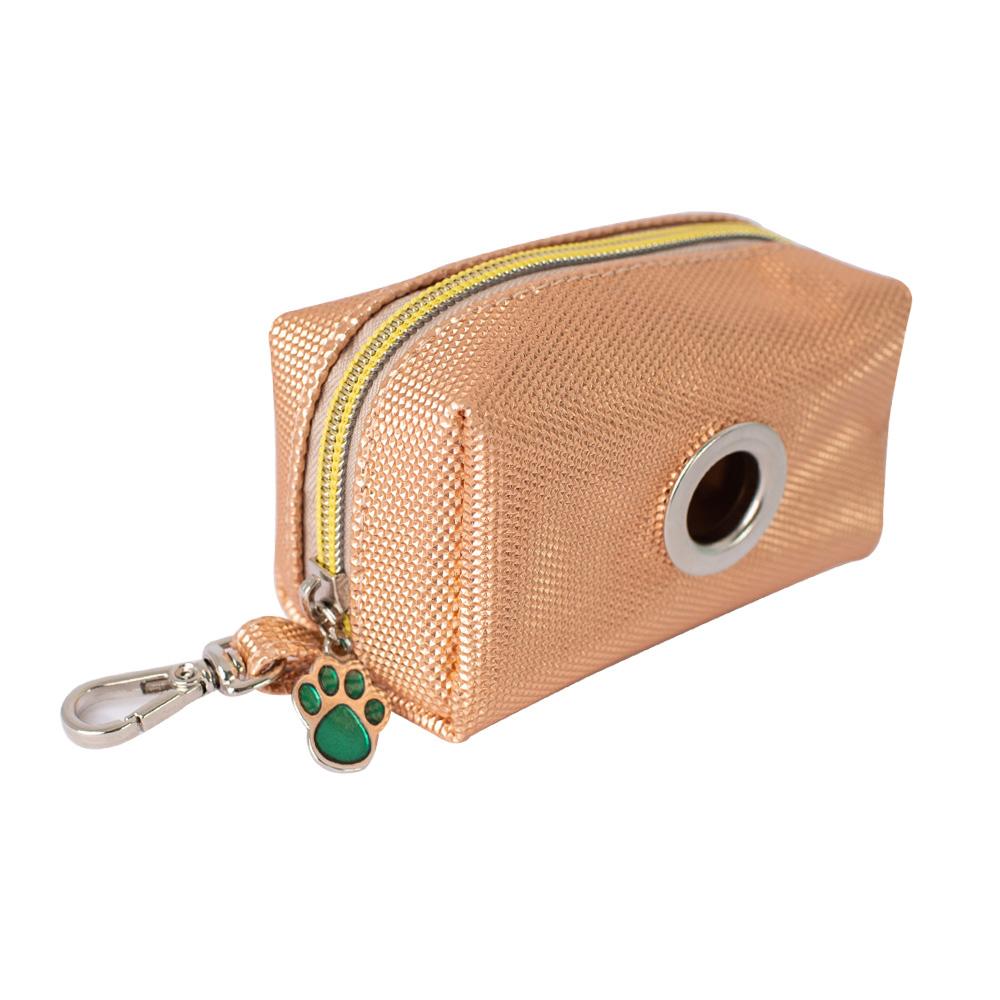 Kit Modernpet Cata Caca Pet Bag Gold