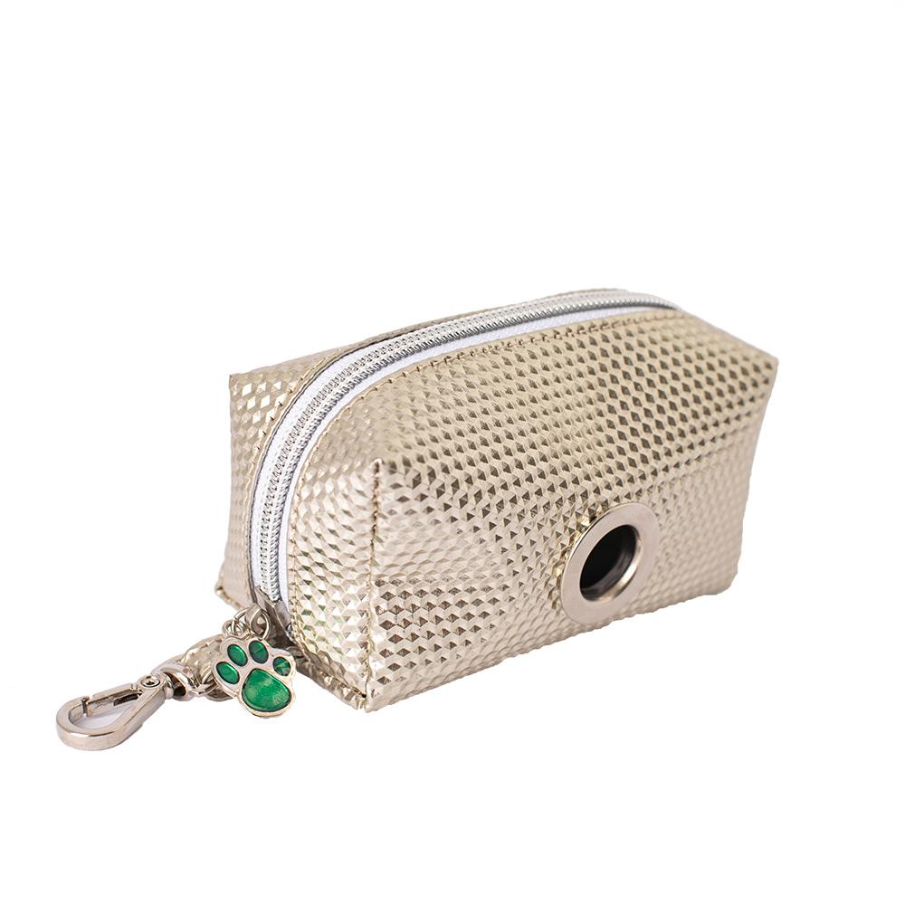 Kit Modernpet Cata Caca Pet Bag Prata