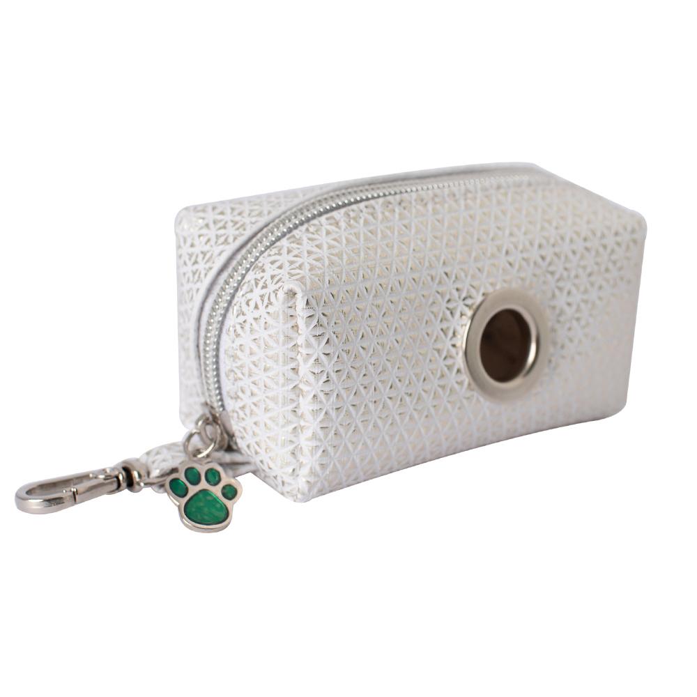 Kit Modernpet Cata Caca Pet Bag White