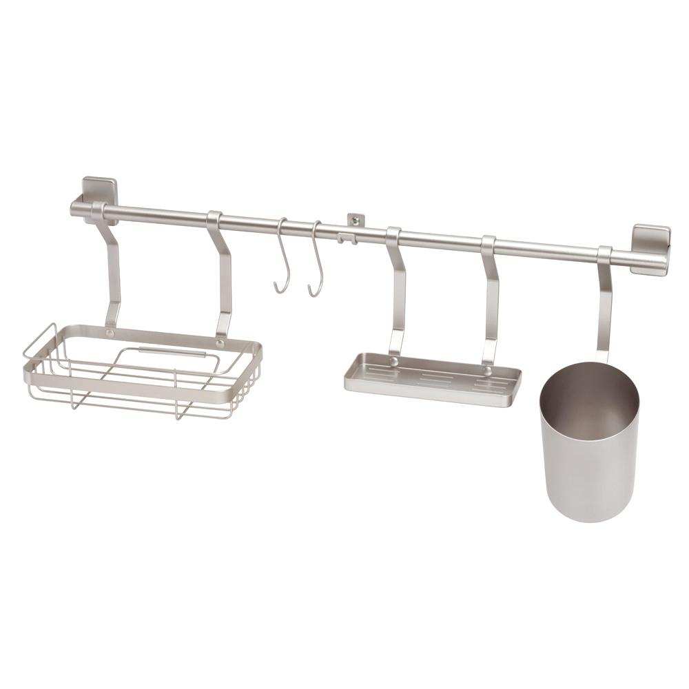 Kit Organizador De Utensilios De Cozinha 5 peças - Braco - Interdesign