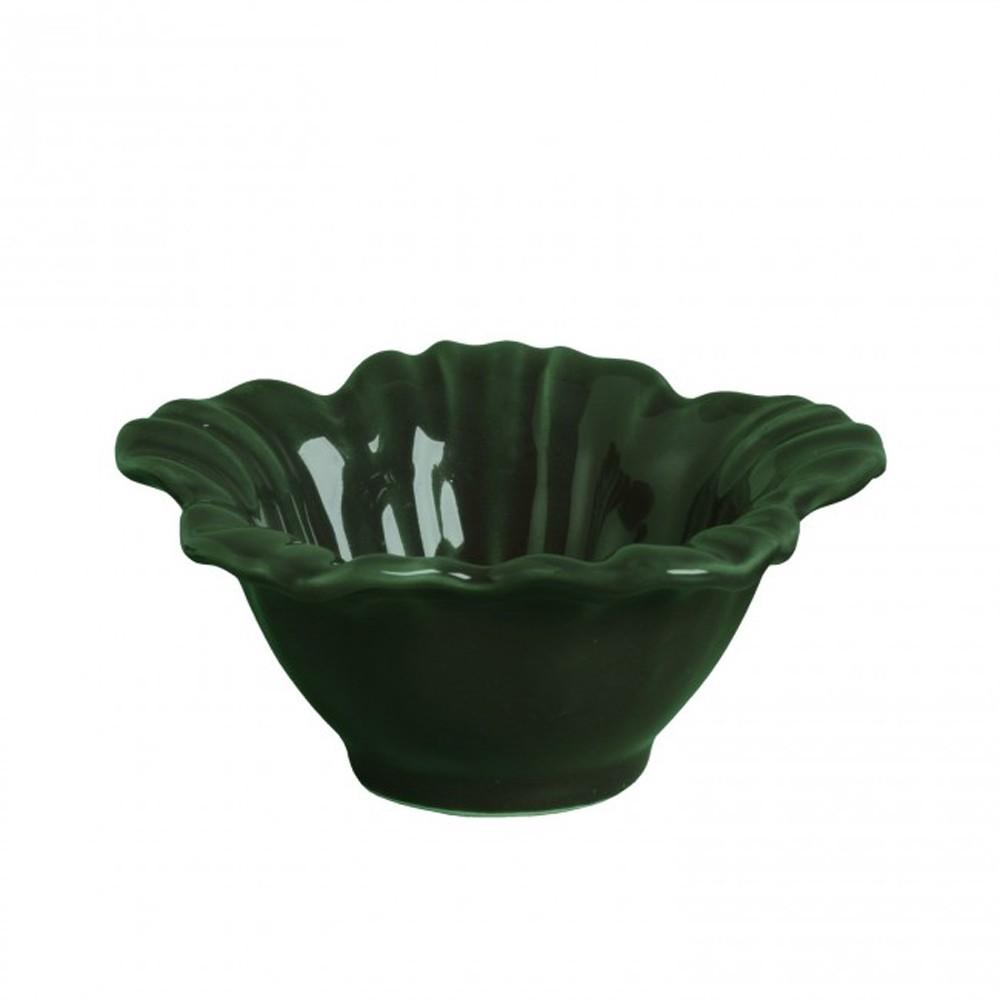 Petisqueira Campestre Botanico Em Ceramica - Conjunto de 6 Unidades - 179 ml