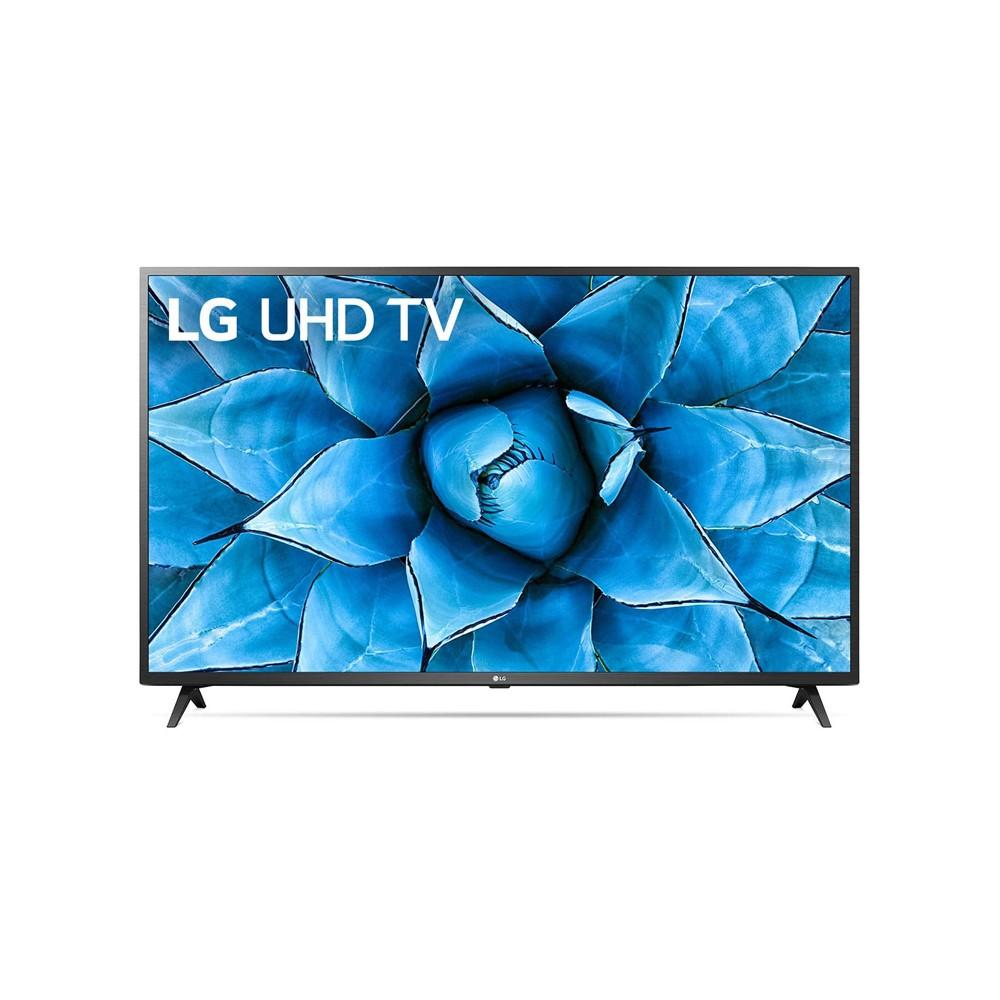 Smart TV LG 55'' 4K, UHD, Wi-Fi, Bluetooth, HDR, Inteligência Artificial ThinQ AI, Google Assistente, Alexa - 55UN7310PSC