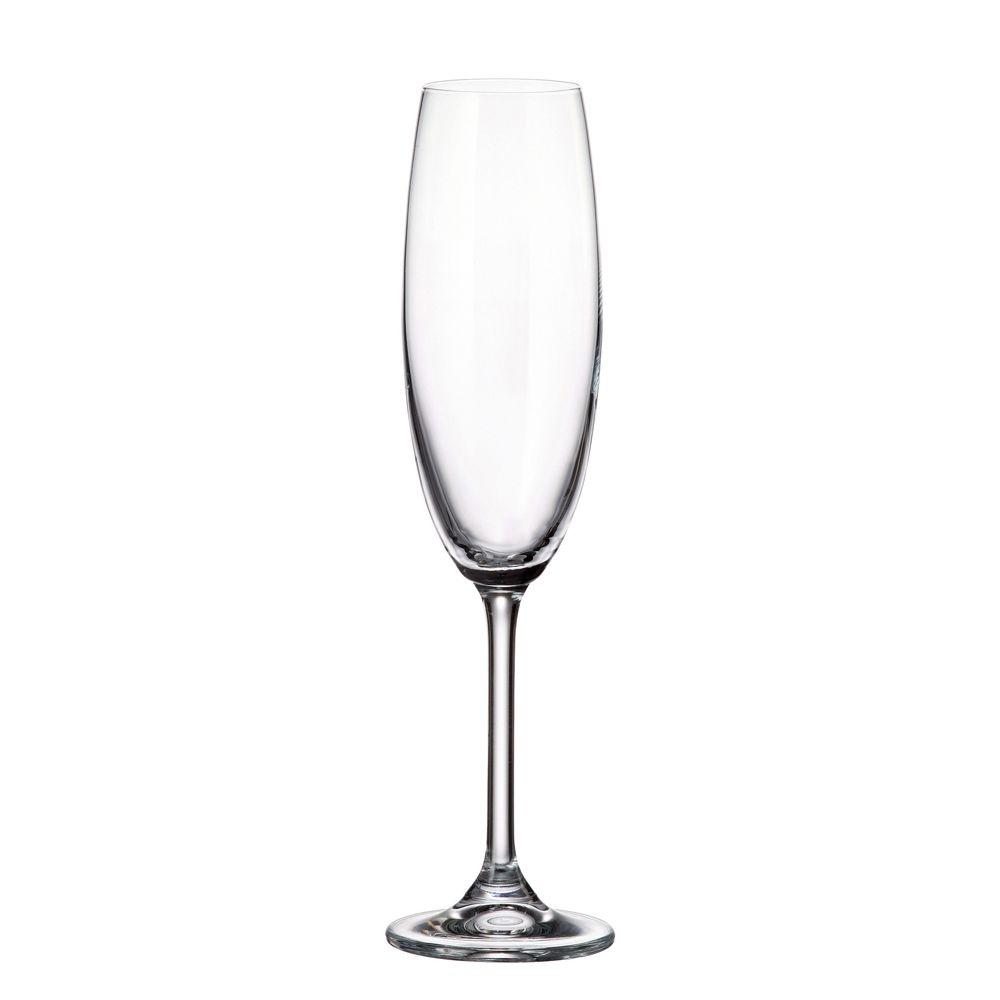 Taça de Champagne de Cristal Ecológico Sommelier - Un - 220 ml