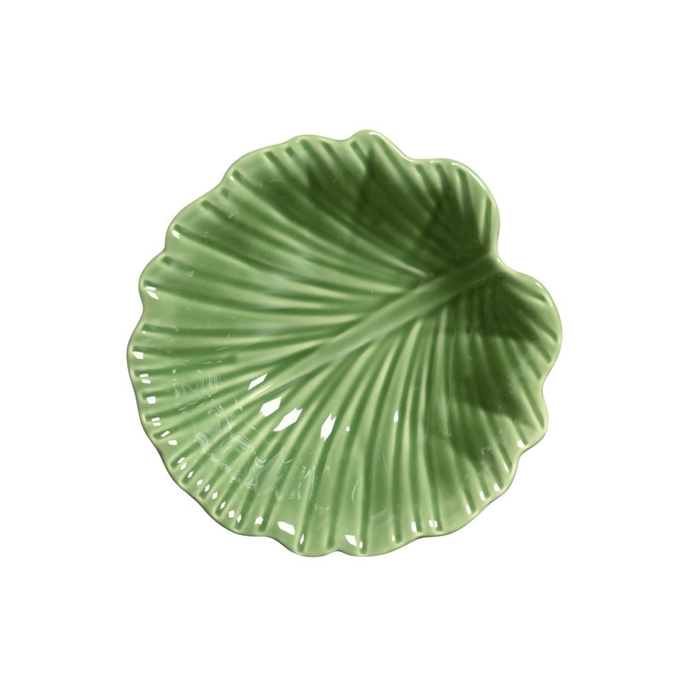 Tigela Leaves Relevada - Media - 830 ml