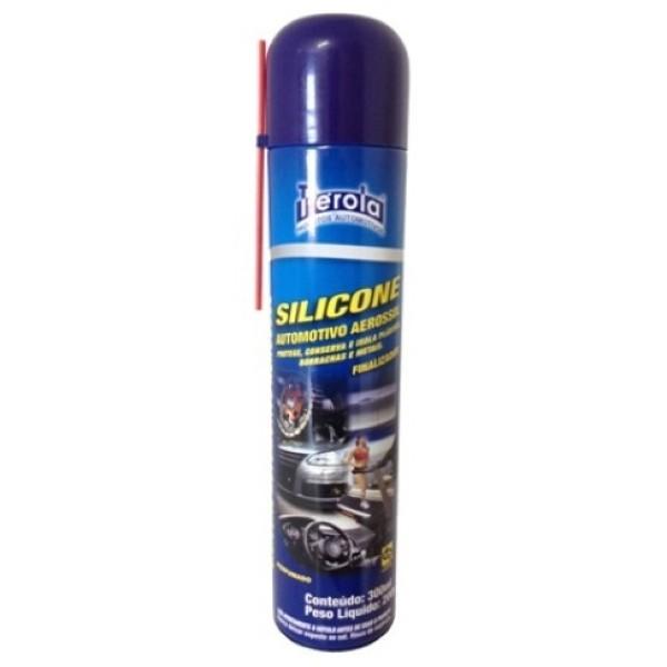 Silicone Spray  Perola 300Ml